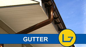 Gutter Icon - Gutter Cleaning