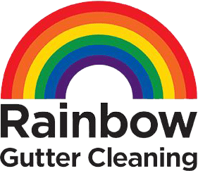 Rainbow Gutter Cleaning